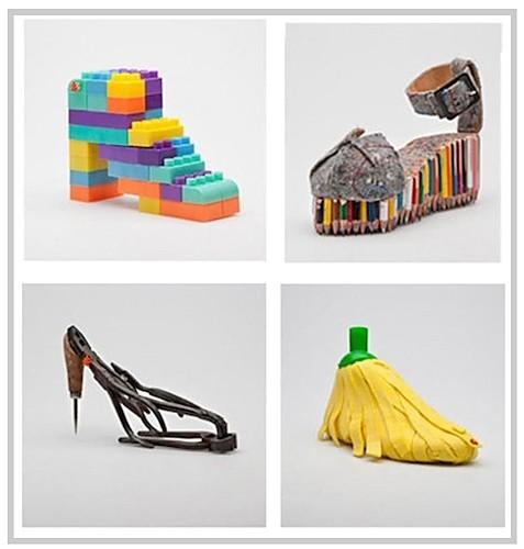 kreative studenten designen schuhe der besonderen art die welt der schuhe. Black Bedroom Furniture Sets. Home Design Ideas