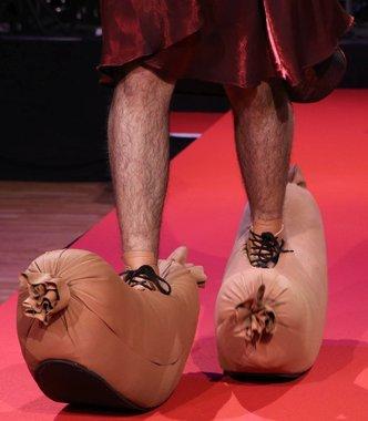 new concept 5e1a1 1d527 crazy shoes: verrueckte Schuhe > Die Welt der Schuhe